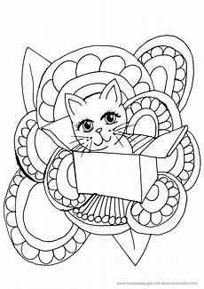 top 20 ausmalbilder tiere katzen beste wohnkultur