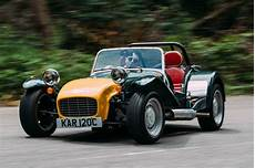 60 Years Of The Seven Lotus And Caterham S Kit Car