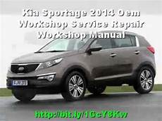 kia sportage 2014 oem workshop service repair workshop manual youtube