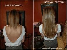 rajout de cheveux les extensions de cheveux sublime avant apr 232 s sur cheveux