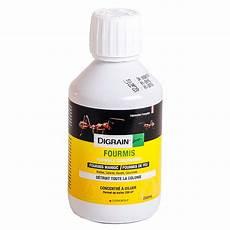 produit anti fourmis efficace digrain fourmis concentr 233