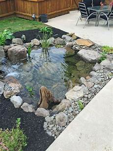 25 Beautiful Minimalist Garden House With Fish Pond Ideas