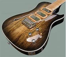 you had me onthe home page guitars brigand hollow black limba guitar cool