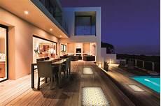 Terrasse Led Beleuchtung - licht auf dem balkon und der terrasse indirekte led