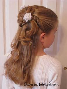 9 Best Flower Hairstyles For And Hair