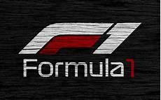 logo f1 2018 wallpapers 4k formula 1 new logo wooden