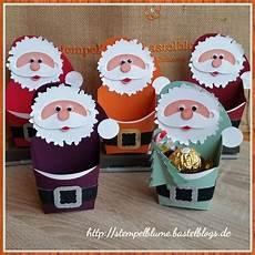 weihnachtsmann verpackung weihnachtsbasteln