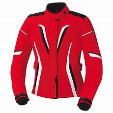 ixs rina motorradjacke textil damen rot schwarz wei 223