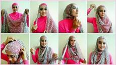 New Pashmina Styles Simple Ways Pashmina Tutorial New