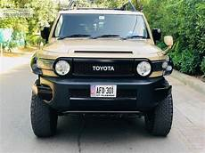 toyota fj cruiser automatic 2011 for sale in lahore