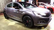 ds4 performance line 2017 citroen ds4 performance line exterior and interior