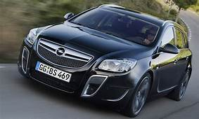 Opel Insignia OPC Sports Tourer High Res Gallery And