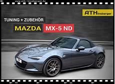 Mazda Mx 5 Nd Tuning Zubeh 246 R Ab Modelljahr 2015