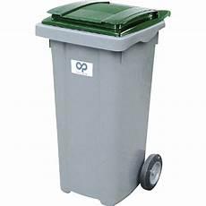 poubelle de rue poubelle de rue 240 l h 107 5 x l 58 x p 72 5 cm leroy