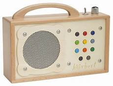 Mp3 Player For Children H 246 Rbert Made Of Wood And
