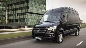 2019 Mercedes Benz Sprinter First Drive Delivering