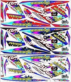 Striping Satria Fu Variasi by Jual Striping Variasi Satria Fu New Di Lapak 4ry4 5t1ck3r