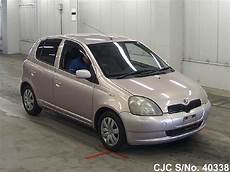 toyota yaris 2000 2000 toyota vitz yaris pink for sale stock no 40338 japanese used cars exporter