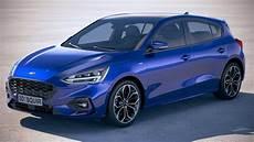 ford focus st line 2019