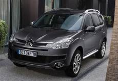 Fiche Technique Citroen C Crosser Hdi 160 Fap Exclusive