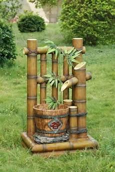 deco en bambou bambou d 233 co 40 id 233 es pour un d 233 cor jardin avec du bambou