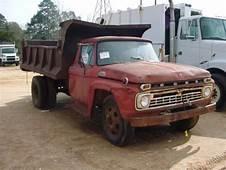 1966 FORD F600 DUMP