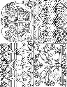 Jugendstil Malvorlagen Vintage Deco Nouveau Coloring Page Jugendstil