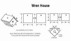 wren house plans jenny wren house plans with images wren house bird