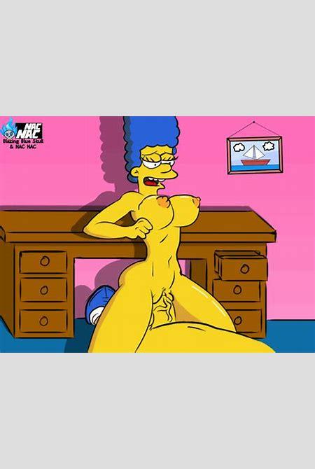 Image 1834930: BlazingBlueSkull Marge_Simpson Nac_Nac The ...