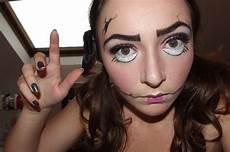maquillage facile qui fait peur maquillage poup 233 qui fait peur