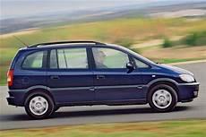 opel zafira 2005 vauxhall zafira 1999 2005 used car review car review