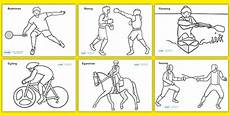 sports coloring worksheets 15762 the olympics sport colouring colouring sheets olympics
