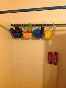 bathroom caddy ideas shower caddy idea house toys the o jays and curtain rods