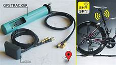 gps tracker fahrrad design temptation shyspy gps tracker for bicycles