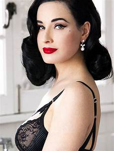 Dita Teese Says This Lipstick Quot Will Last Through