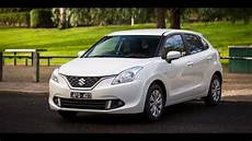 Suzuki Baleno Gl Photo Review
