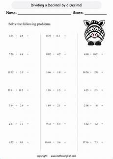 division with decimals worksheets grade 6 7491 printable primary math worksheet for math grades 1 to 6 based on the singapore math curriculum