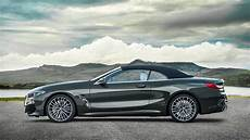bmw 8er cabrio new bmw 8 series convertible drops its top in style