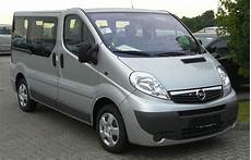 Opel Transporter Vivaro - opel vivaro википедия