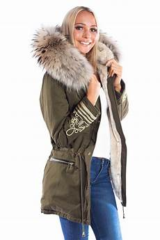 buy my parka with fur fashion recognition at