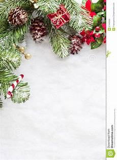 christmas border snow image of left candy 27445950