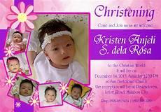 invitation card christening layout otep s portfolio christening invitation card design 01