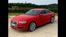 Audi A4 3 0 Tdi Quattro Tiptronic 2016 Review Test
