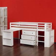 hochbett schreibtisch hochbett mit schreibtisch regal kommode desk corner