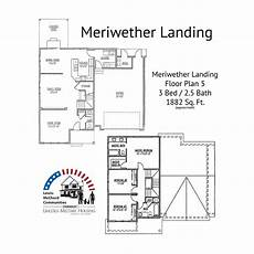 fort drum housing floor plans meriwether landing floor plan 5 floorplans meriwether