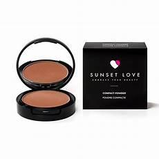 fond de teint fluide sans huile sunset makeup