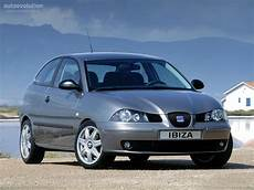 Seat Ibiza 3 Doors 2002 2003 2004 2005 2006