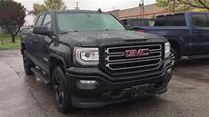 2019 gmc elevation edition 2019 gmc 1500 limited 4wd cab elevation