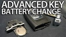 audi q3 2015 key battery how to change battery in audi advanced key remote keyless