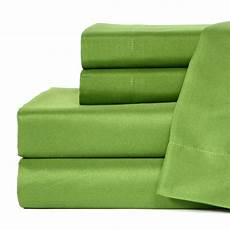 perry ellis grass green sheet set from beddingstyle com